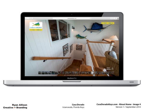 Casa Dorado Website Home 4 - Project - Ryan Allison Creative + Branding